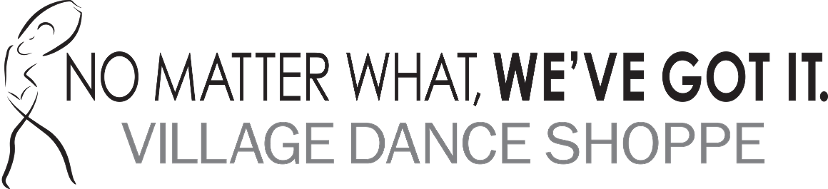 Village Dance Shoppe, Logo